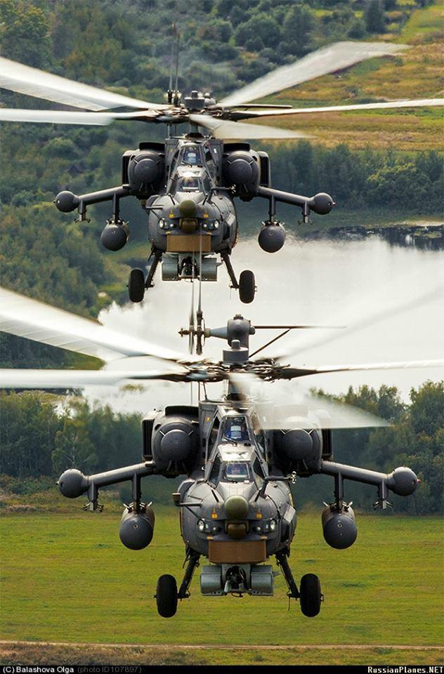 Russia inicia fornecimento de Armas ao IRAQ