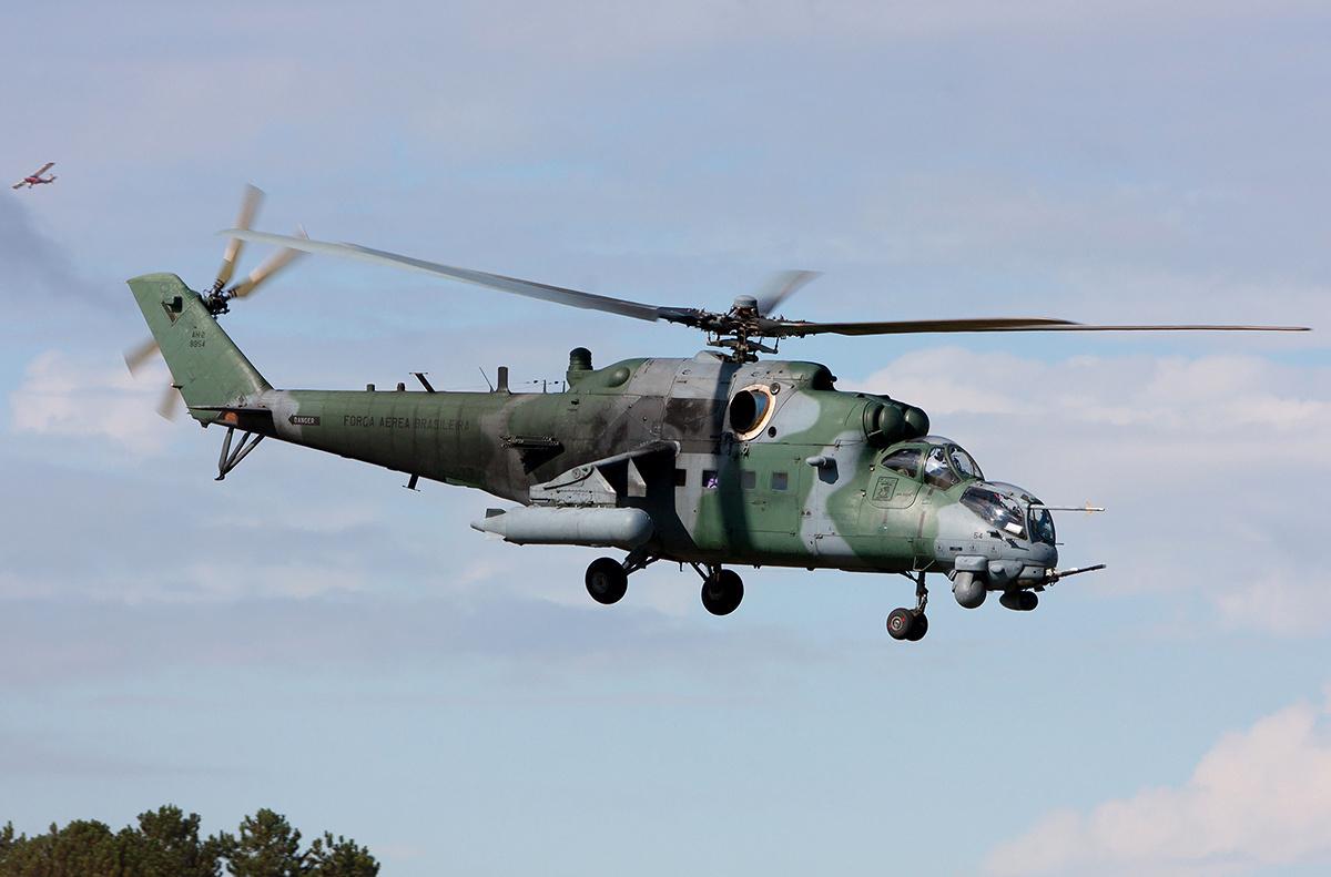 Mil AH-2 Sabre (Mi-35M)
