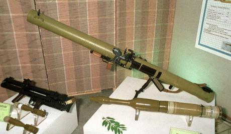 Rússia procede à produção de novo lança-granadas