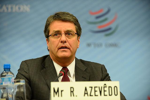 Brasileiro bate mexicano e é o novo diretor-geral da OMC