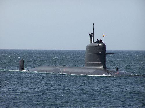 Novos submarinos espanhóis não conseguirão emergir