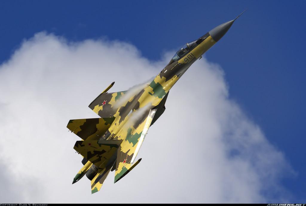 Caças Su-35 para o Brasil com transferencia de 100% de tecnologia, incluindo as de quinta geração