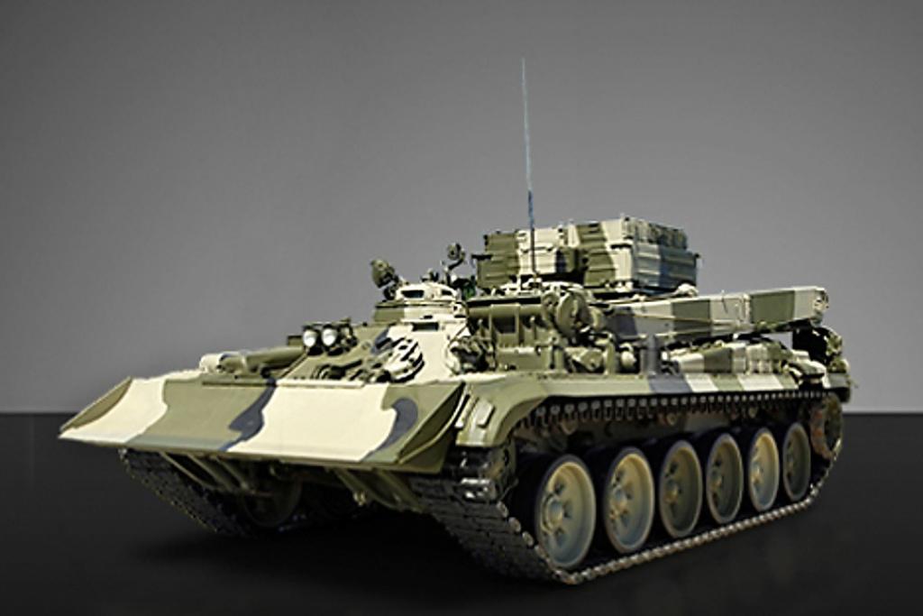 Ministério da Defesa Russo encomenda novo tanque de combate urbano