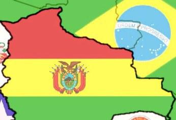 Escalada da tensão Bolívia-Brasil