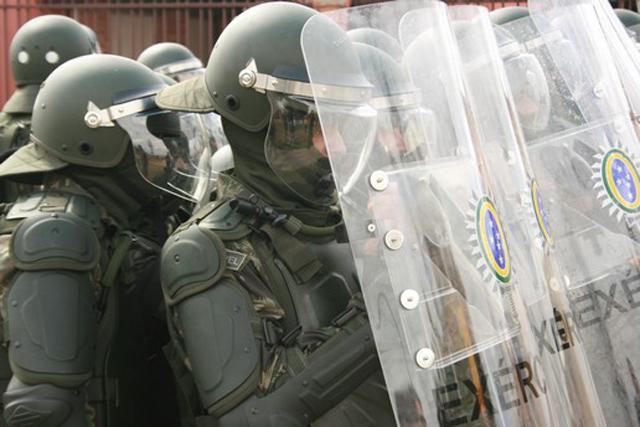 2ª Divisão de Exército (2ª DE) – Garantia da Lei e da Ordem