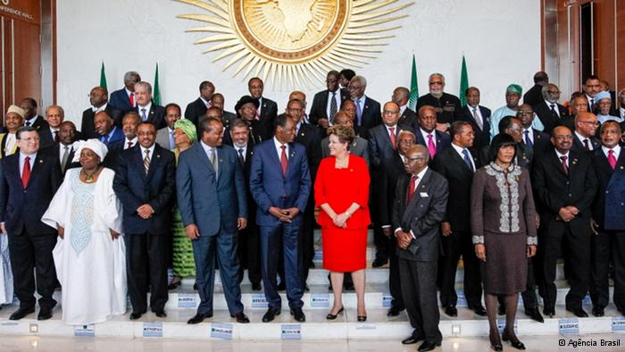 dilma africa