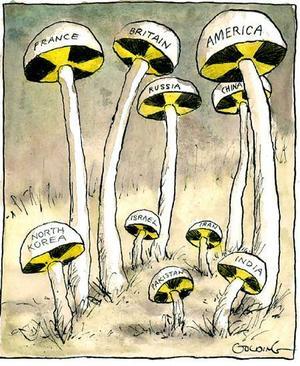 nuclear-proliferation