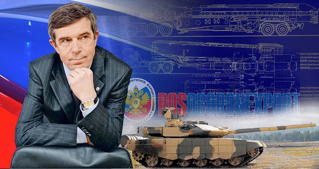 russia negocios defesa