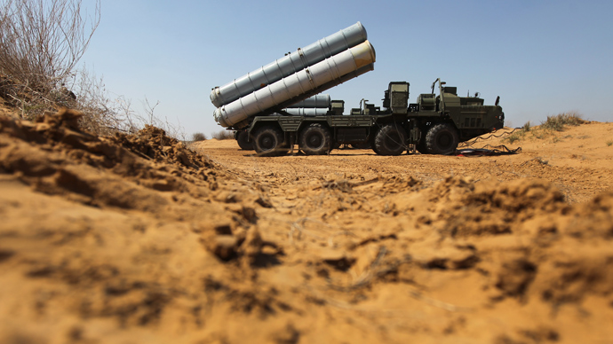 Israel quer impedir venda de mísseis russos à Síria