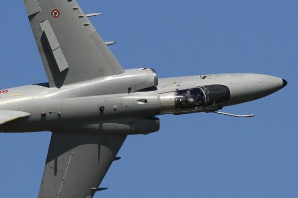 AMX: 200.000 horas de voo na Aeronautica Militare Italiana (AMI)