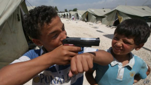 'Manual de habilidades' ajuda a tratar crianças traumatizadas pela guerra