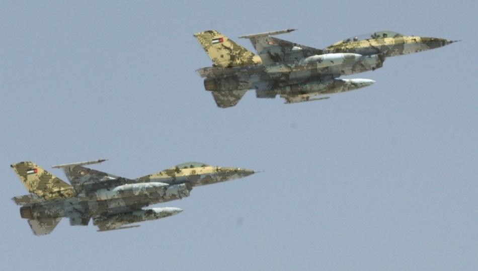F16 jordania