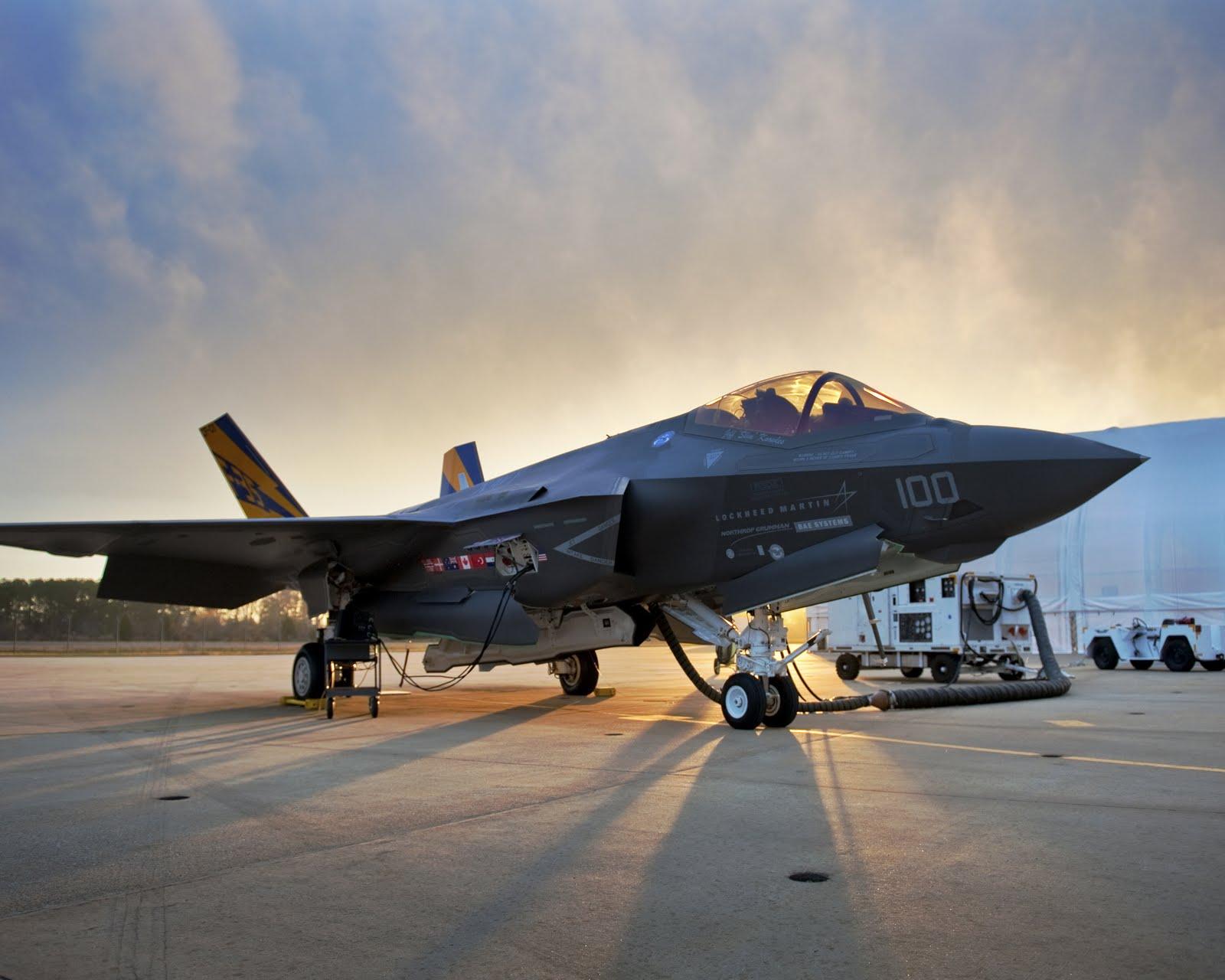Roubo de dados sobre aeronave F-35 ajuda rivais dos EUA, diz Pentágono
