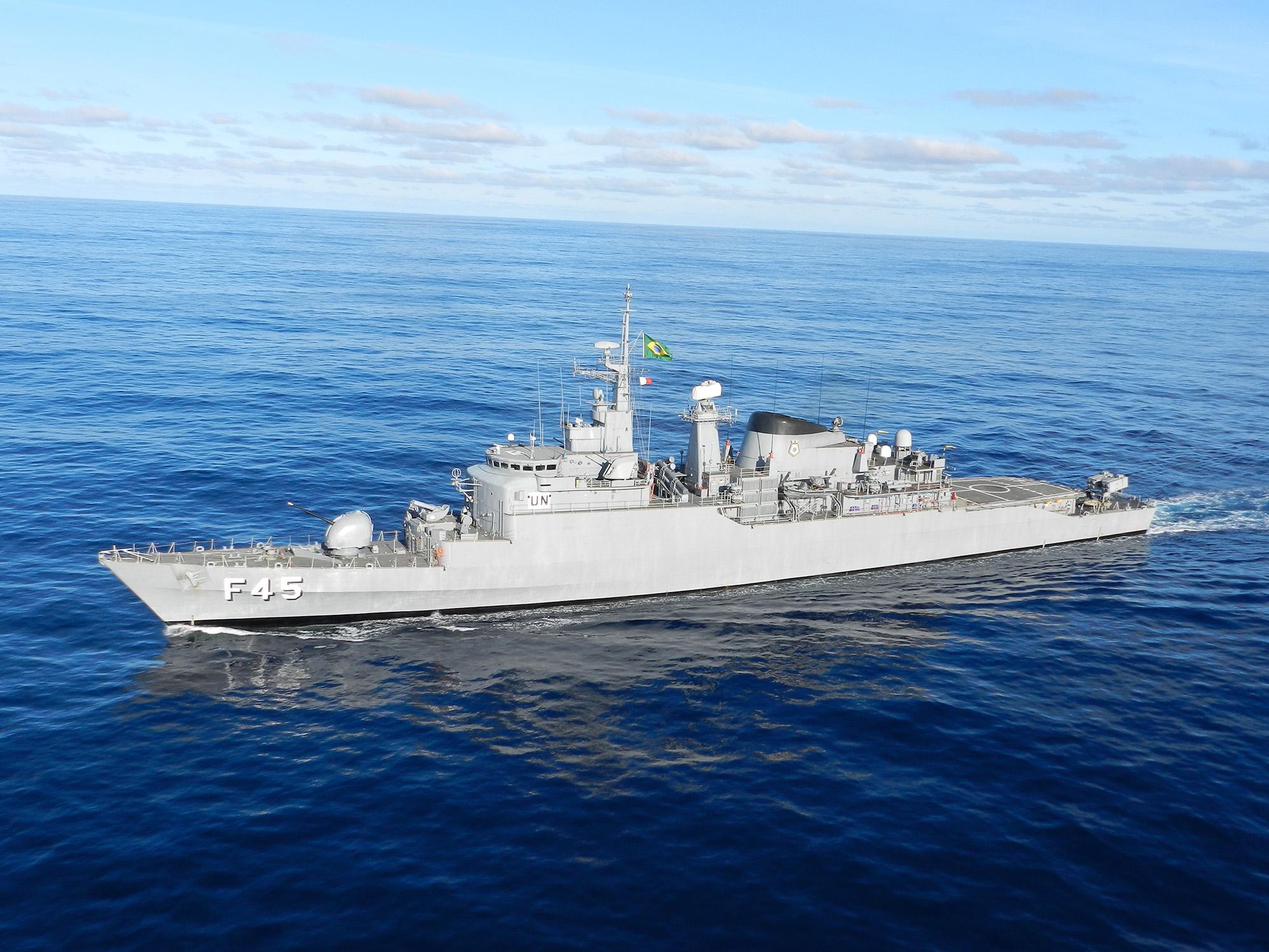 Fragata-União-F45