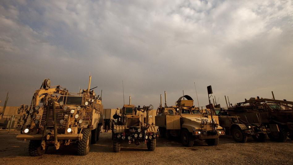 Americanos destruíram mais de 77 mil toneladas em equipamentos no Afeganistão