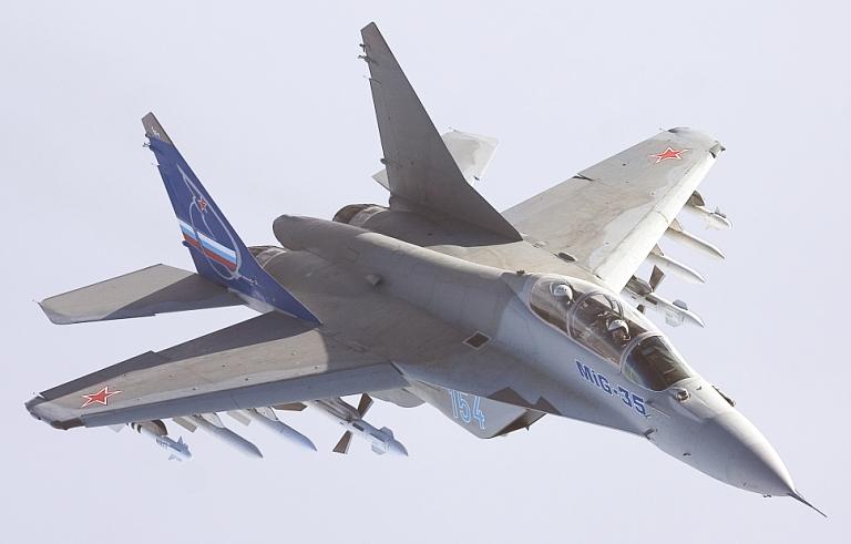 Rússia receberá 27 modernos caças MiG-35