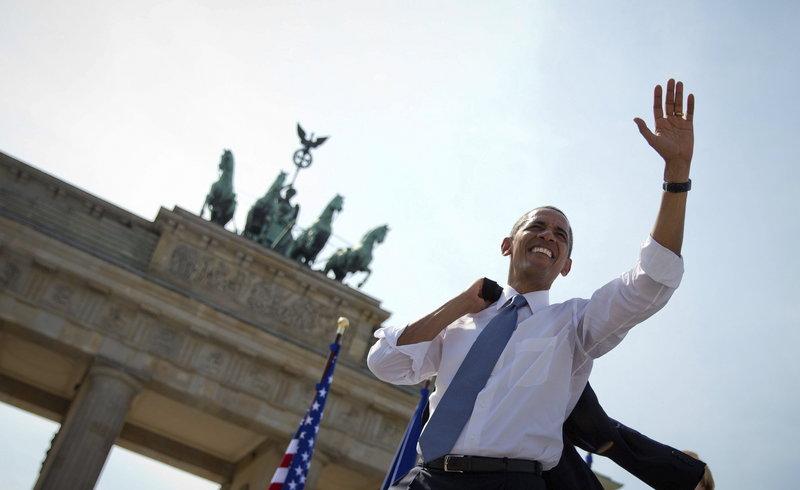 Obama propõe à Rússia reduzir número de armas estratégicas de ataque em um terço