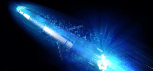 Um torpedo inteligente para detectar e destruir