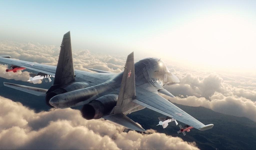 عکس هواپیما با کیفیت hd