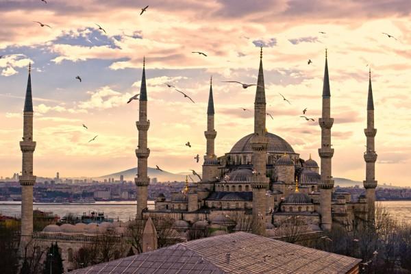 O que acontece em Istambul?