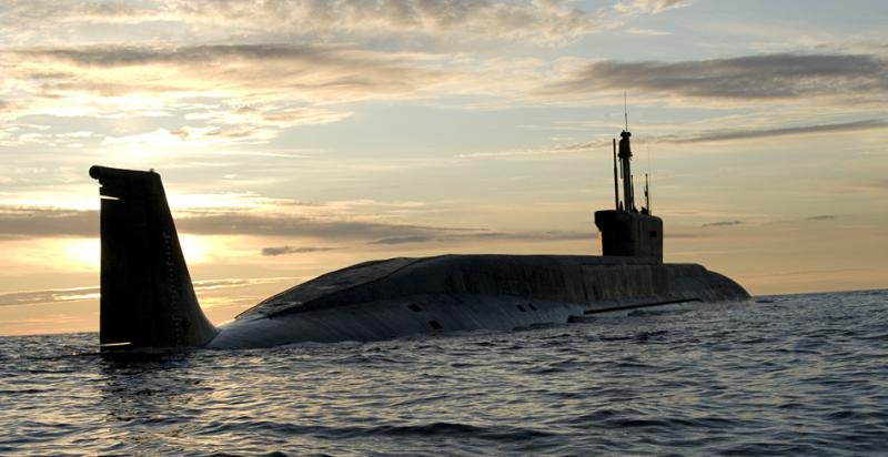 Submarinos nucleares russos voltarão a patrulhar os mares do hemisfério sul