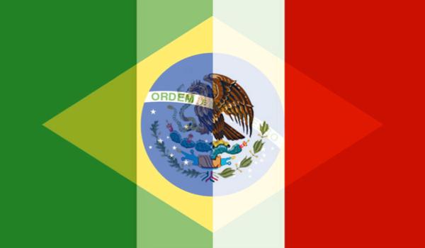 México, o novo Brasil