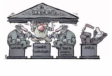 """A INDIGNAÇÃO DOS """"MORADORES DO 4º ANDAR"""" COM ESTUDO DO IPEA"""