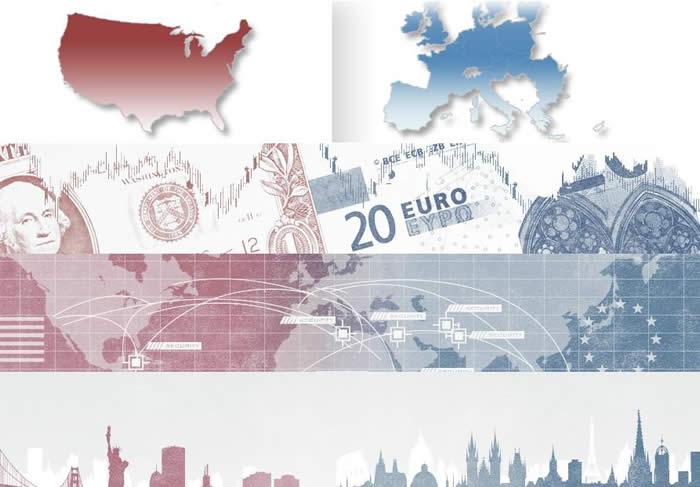 A UE e os EUA começarão negociações sobre a zona de livre comércio