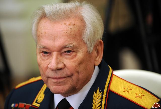 Mikhail Kalashnikov está internado em unidade de terapia intensiva cardíaca