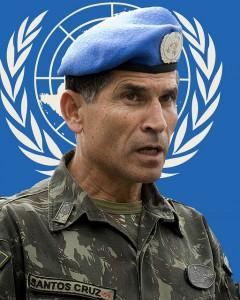 General brasileiro chega ao Congo para liderar 'tropa de elite'