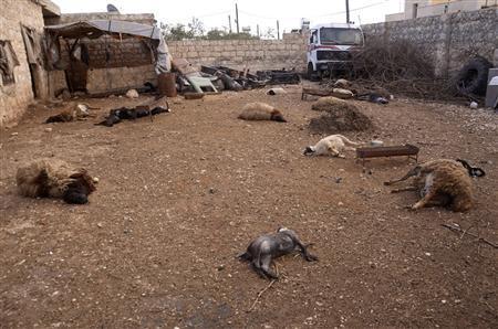 Comissão da ONU constata uso de armas químicas na Síria