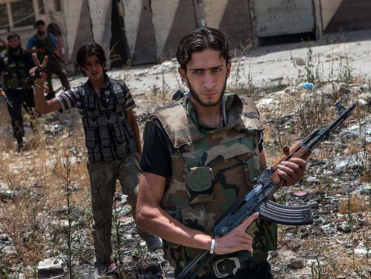 74% dos americanos são contra o envio de armas aos rebeldes Sírios