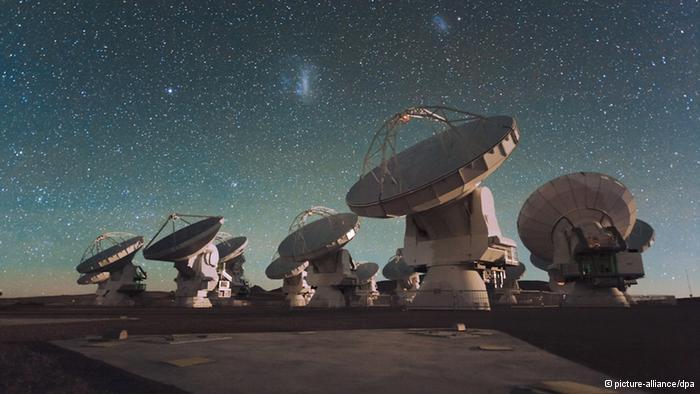 Adesão do Brasil ao maior consórcio astronômico mundial gera expectativas