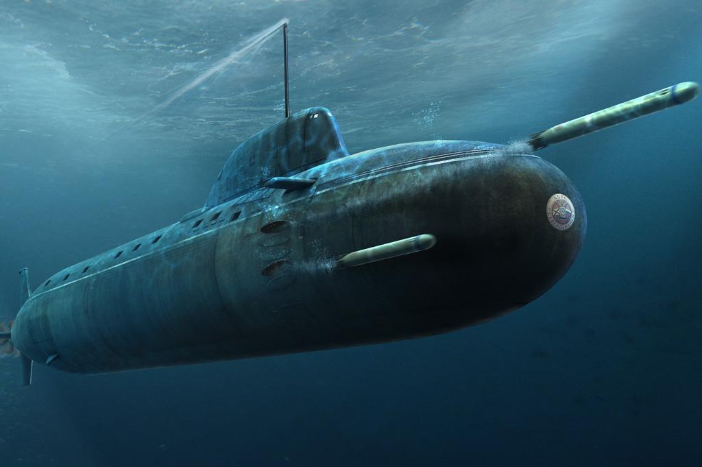 ¿Cómo funciona un submarino?