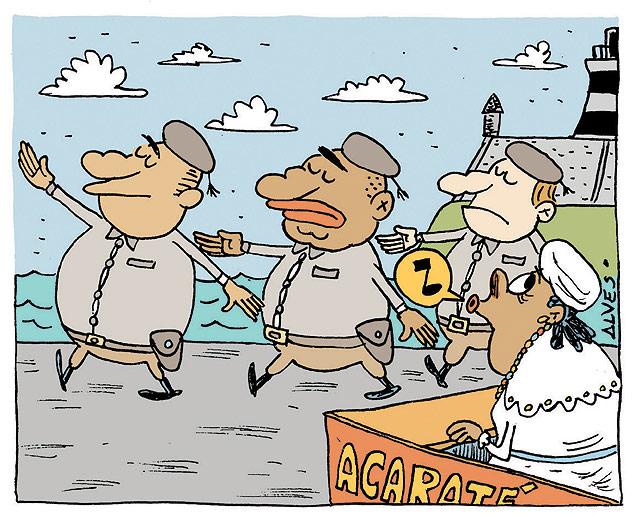 """POLÍCIA MILITAR DA BAHIA VIVE SOB A """"SÍNDROME DO SARGENTO GARCIA"""""""