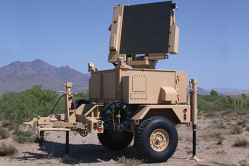 Chile recebe radares Sentinel AN/MPQ-64F1