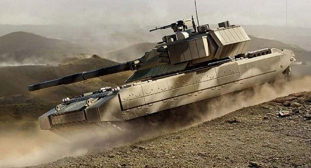 """O futuro carro de combate russo """"Armata"""" será revelado as autoridades russas em setembro"""