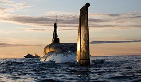 Marinha da Rússia vai receber 36 navios em 2013