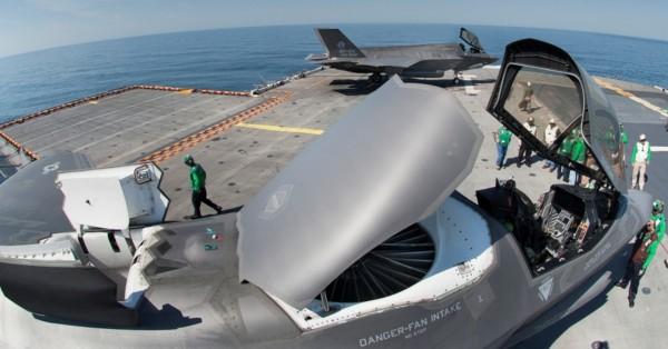 Lockheed e Pentágono chegam a um acordo para mais 71 F-35