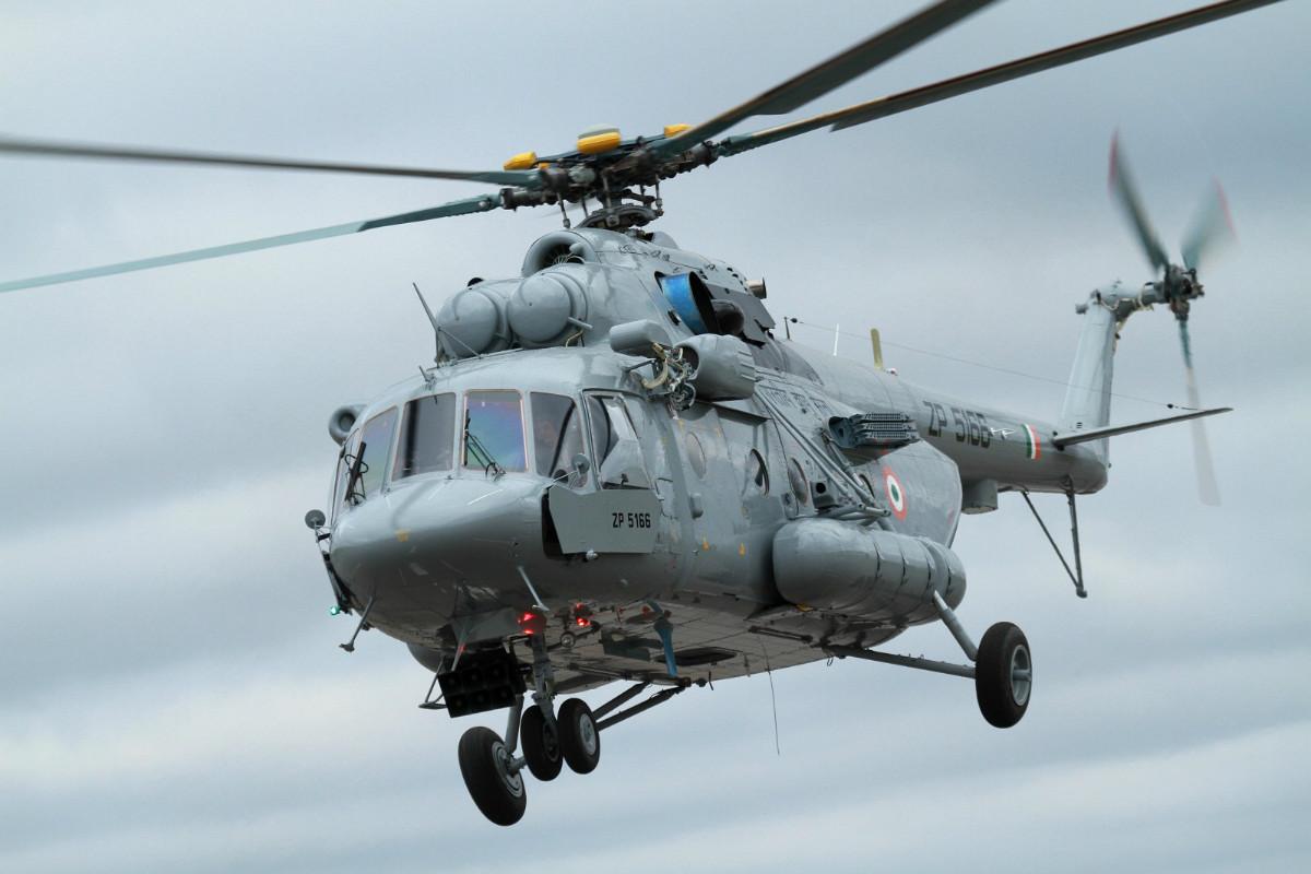Bolívia avalia a possibilidade de compra de helicópteros Mi 17 Russos