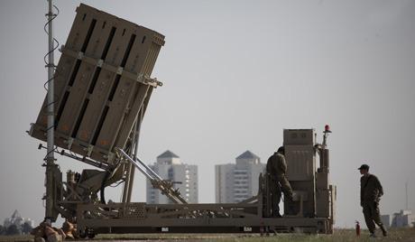 Em 2012, Israel vendeu armas no valor de $7,47 bilhões