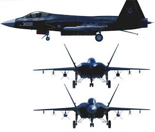 Após revisão do projeto o SAC optou por uma alternativa mais concervadora no desenho da aeronave, o J 31 se assemelha em muito aos projetos F 22 e ao F35 americanos