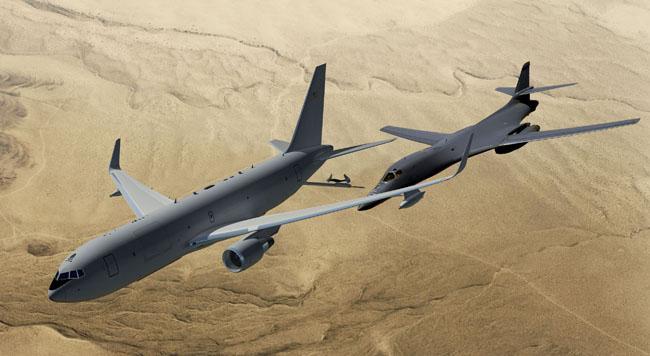 Projeto Boeing KC-46: Etapa de revisão critica de projeto em desenvolvimento