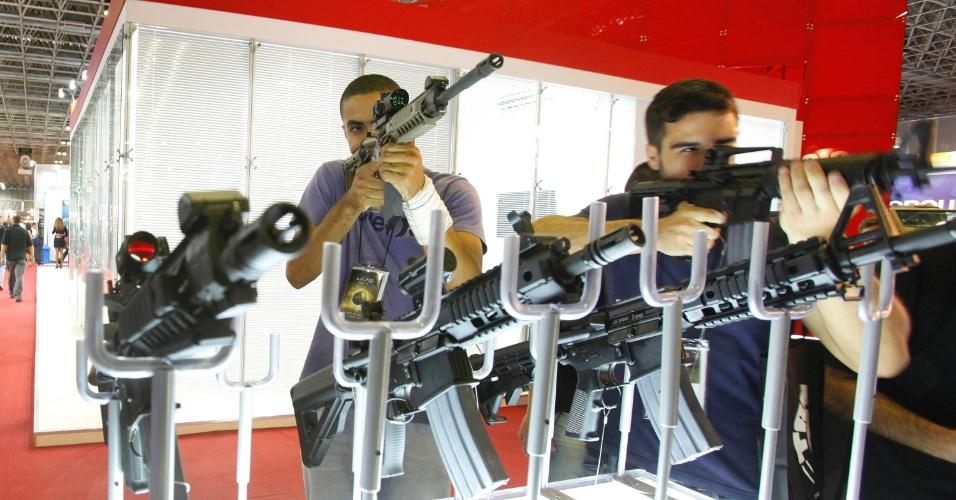 BRASIL É O 4º MAIOR EXPORTADOR DE ARMAS DO MUNDO, SEGUNDO RELATÓRIO DA SMALL ARMS SURVEY