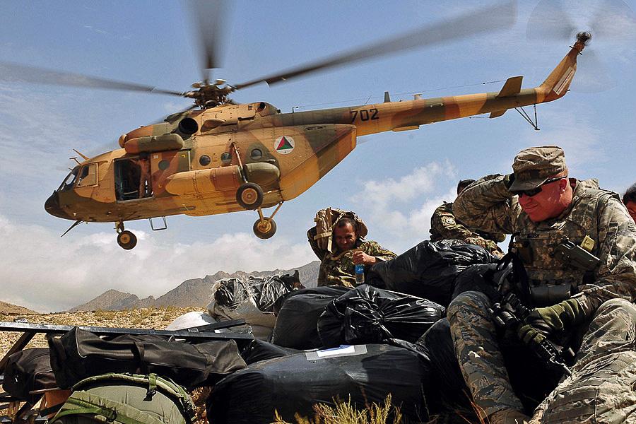 Congressistas Norte americanos se opõe  ao novo contrato de aquisição de helicópteros russos Mil Mi 17.