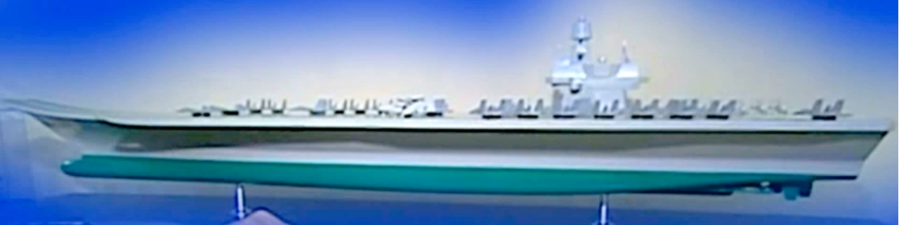 Vídeo: Para especialista, projeto de porta aviões Russo é urgente e necessário.
