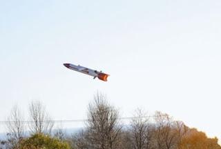 Novo míssil tático chinês é flagrado?