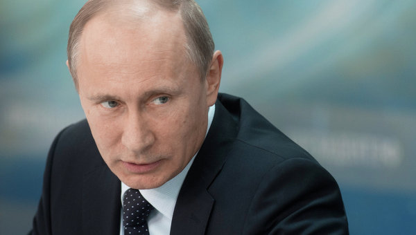 Putin acusa EUA de terem 'encurralado' Snowden na Rússia