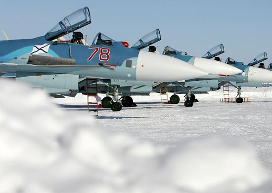 O retorno às asas da frota! uma visão geral sobre a aviação naval russa