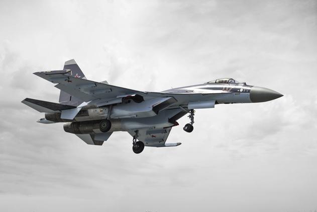 Indonésia Considera Compra caças Su-35
